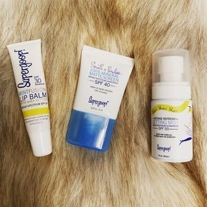 NEW! Supergoop SPF Bundle